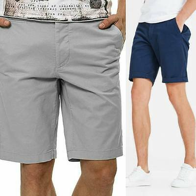JEANS SHORTS UOMO BERMUDA JACK JONES GRAHAM CHINO SHORT colorato corto PANTALONE