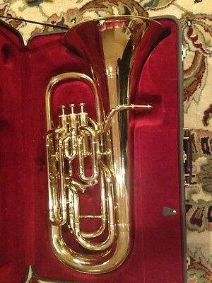 Besson Be-765 International 4 Valve Non Compensating Euphonium