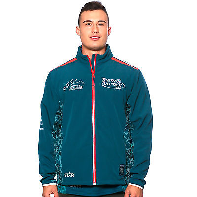 Official 2017 TeamVortex Team Track Jacket