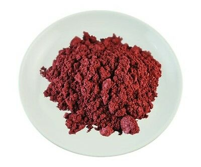 Fire Red Sparkle Mica 25g (MICA25FIRERED)
