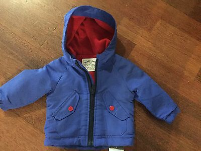 Baby Boy Coat/jacket 0-3 Months