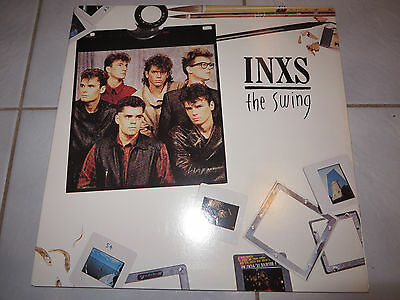 INXS - THE SWING, Collectable Australian LP Record;Album, Vinyl. 12 Inch.33RPM