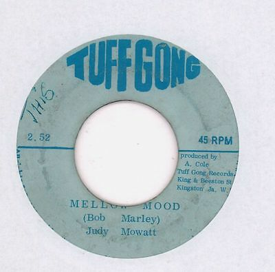 "Judy Mowatt/ Addis(7"" Vinyl)Mellow Mood/ Orthodox Revelation-Tuff Gong-Ex/Fair"