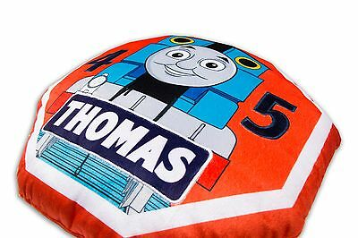 EXTRA LARGE - Thomas The Tank Engine & Friends Comfy Cushion Boys Kids Pillow