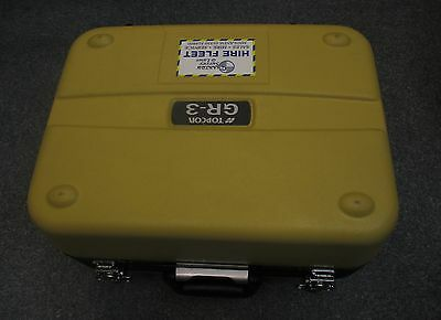 Topcon Hard Carrying Case For Gr-3