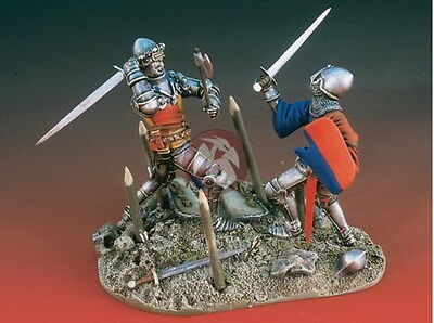 Verlinden 1/32 VP 1922 Vignette Fighting Knight Medieval