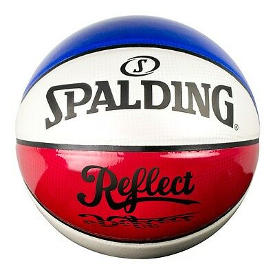 Spalding NBA Reflect Red White Blue