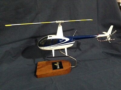 Robinson R44 Raven helicopter model
