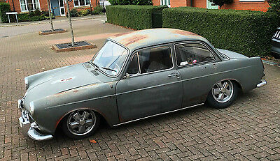 1962 VW Type 3 Notchback - MOT'd and ready to drive