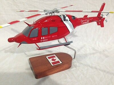 Bell 429 Canadian Coast Guard rescue helicopter