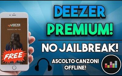 Deezer Premium illimitato || Fast Digital Delivery (solo device android) NO ROOT