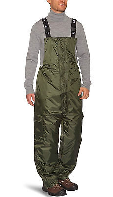 Baleno MISSISSIPPI men's lined bib and brace Waterproof trousers NEW measured