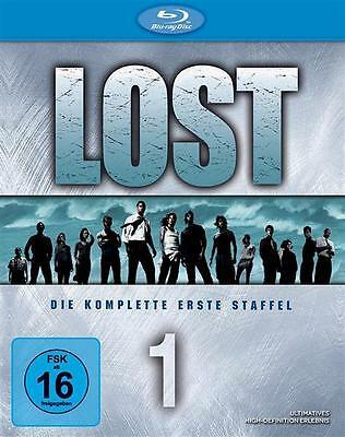 Lost - Staffel 1 [Blu-ray] [Blu-ray] [2004]