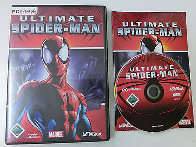 Ultimate Spider-Man  für PC - CIB - Komplett !