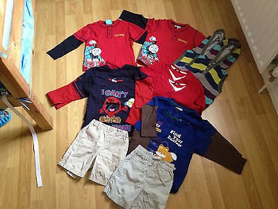 Twin boys clothes 3-4 years