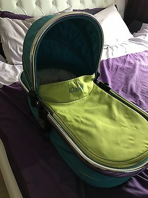 Icandy Peach Main Carrycot In Sweet pea
