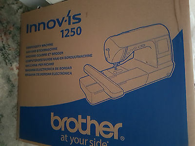 Brother Innov-is 1250  Sewing & Embroidery Machine