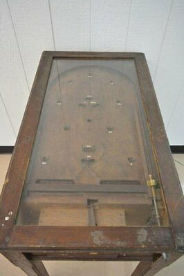 Antique Pin Ball Machine • Design Restoration Parts • Statement Peice • Mills?