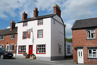 TOWN HOUSE WITH ATTACHED COTTAGE FOR SALE, Ludlow, Shropshire