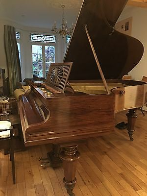 Bechstein Model A Mid Sized Grand Piano