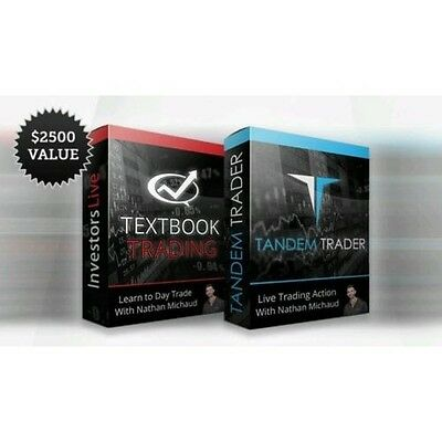Textbook Of Trading + Tandem Trader + Learn Level 2 Hd + Fous 4 + Fous 4X2
