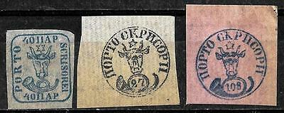 660 - Romania - 1858 - Early Issues - Forgeries - Faux - Fakes - Falschen