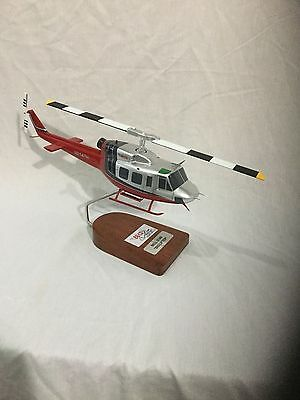 """Bell 214B """"Big Lifter"""" helicopter model"""