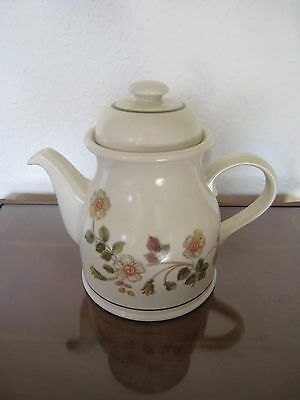 Marks And Spencer Autumn Leaves Large Tea/coffee Pot