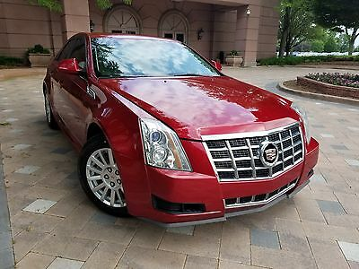 2013 Cadillac CTS Luxury Sedan 4-Door 2013 CADILLAC CTS,REBUILT,NAVIGATION,HEATED FRONT SEATS,PACK UP CAM