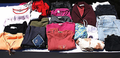 N°34 Gros Lot 24 Vetements Femme Taille 38