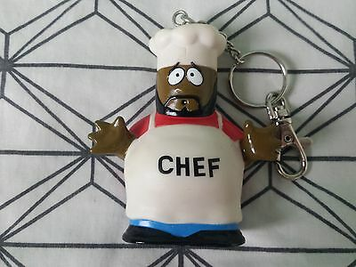 SOUTH PARK Chef 3D Keyring Keychain (1998)