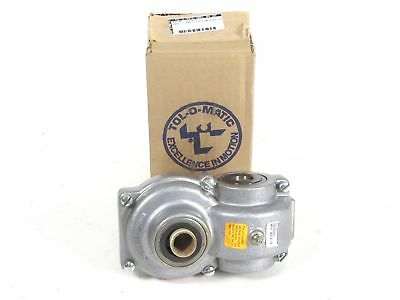 """TOL-O-MATIC 02050200 Float A Shaft 1"""" BORE FAS GEARBOX 1:1"""
