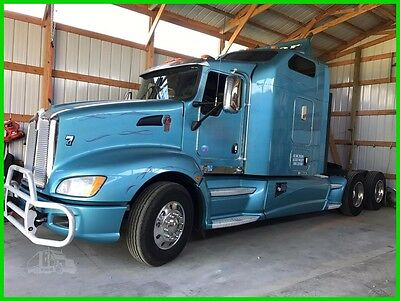 2012 Kenworth T660 Used, Conventional Commercial Semi Sleeper Truck