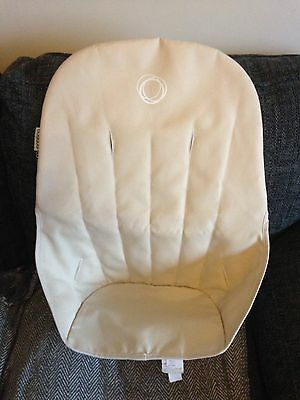 Bugaboo Cameleon Canvas seat liner in off white