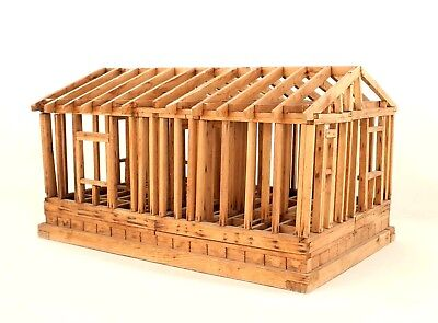 American Country Antique Architectural Model