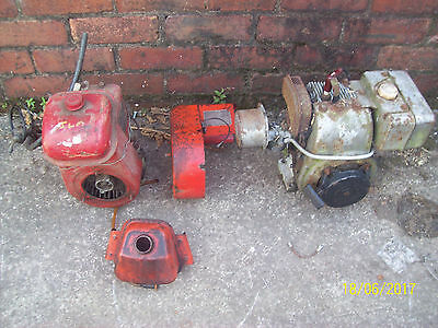 Two Small Stationary Engine Parts Project Spares Repaires