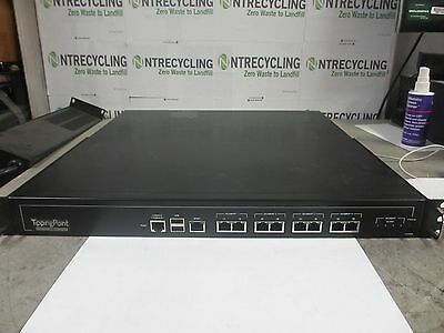 TIPPINGPOINT 110 INTRUSION Prevention System Security