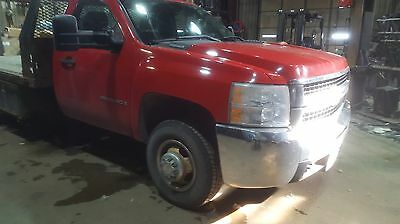 2007 Chevrolet 3500  Chevy 3500 Flatbed Truck