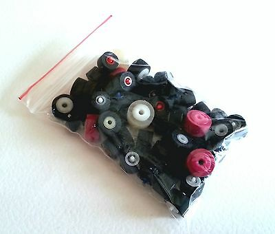 NEW!!! 50 pcs. in pack Pinch Roller for Cassette Tape Decks, Boombox!!!