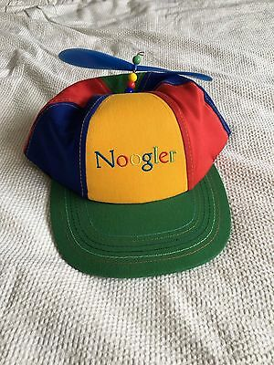 Google Noogler Employee Propeller Hat