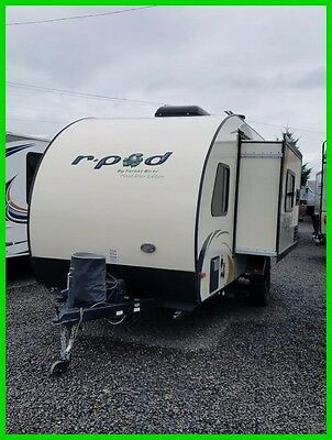 2015 Forest River r pod RP-179 Used, Travel Trailer,  1 Slide Out, 1 Awning,
