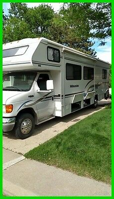 2004 Winnebago Minnie Winnie 31C Used, Class C, 1 Slide Out, 2 Awnings