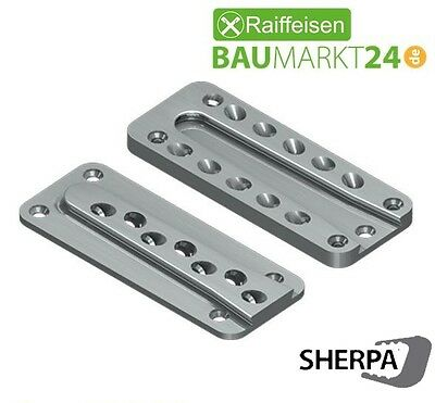 Sherpa Connector verse. Sizes Beam Carrier