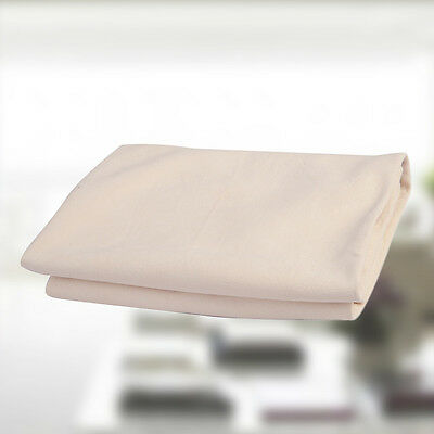 Car Drying Cleaning Towel Natural Genuine Leather Shammy Sponge Cloth 50*80cm