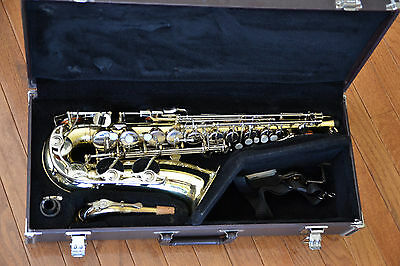Yamaha Yas-23 Alto Saxophone -  New Pads, Play Tested,  Perfectly Clean