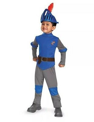 Boys Mike The Knight Classic Child Halloween/ Dress Up Disguise New