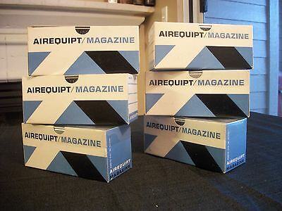 6-Airequipt-Metal-Magazines-for-35mm-and-Super-Slides, Great condition