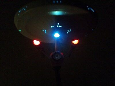 Star Trek USS Enterprise TOS LED light set illumination for Revell/AMT model kit
