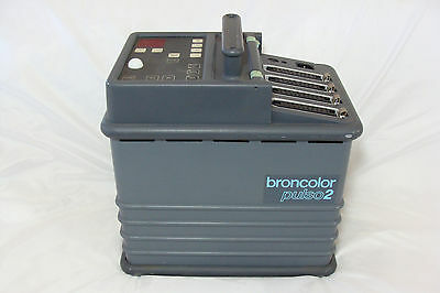 Broncolor Pulso 2 Asymetric Power Pack 1600j High Speed