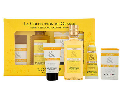 L'Occitane La Collection de Grasse 4Pc Gift Set